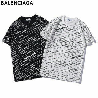 Balenciaga - プリントTシャツ