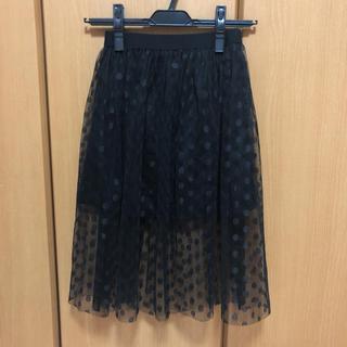 ジェニィ(JENNI)のJENNI チュールスカート(スカート)