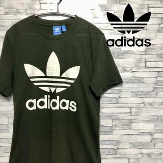 adidas - 【美品】 adidas アディダス トレフォイル Tシャツ