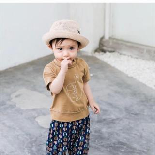 韓国子供服  メルシーTシャツ  男の子  おしゃれキッズ  100cm