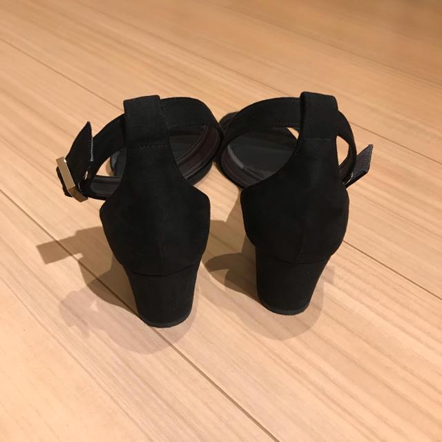 Le Talon(ルタロン)のLe Talon アンクルストラップサンダル レディースの靴/シューズ(サンダル)の商品写真