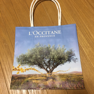 ロクシタン(L'OCCITANE)のロクシタン ショップバッグ    akhi様専用(ショップ袋)