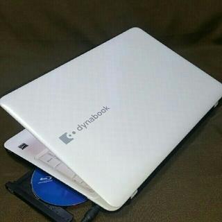 東芝 - 高スペック i5/SSD/ブルーレイ/ダイナブック/最新Windows10 美品