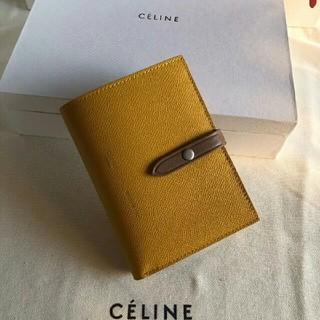 celine - CELINEセリーヌコンパクト二つ折りミニ財布