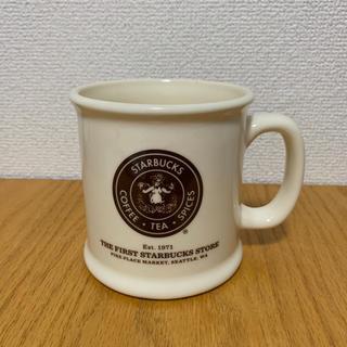 スターバックスコーヒー(Starbucks Coffee)のスタバ シアトル1号店 マグカップ(マグカップ)