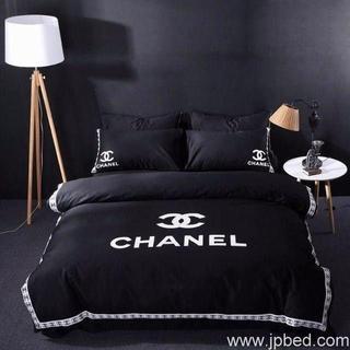 jpbed.com 新品CHANE*L ベッドセット 4点セット 寝具 人気