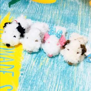 スヌーピー(SNOOPY)の✰︎スヌーピー✰︎もこもこ✰︎ミニぬいぐるみ✰︎キーホルダー✰︎まとめ売り✰︎(ぬいぐるみ)