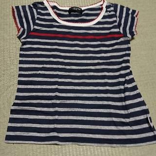 コムサイズム(COMME CA ISM)のコムサ Tシャツ女の子(Tシャツ/カットソー)