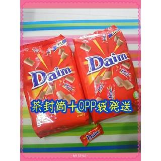 イケア(IKEA)のIKEA Daim ダイムミルクチョコレート2袋(菓子/デザート)