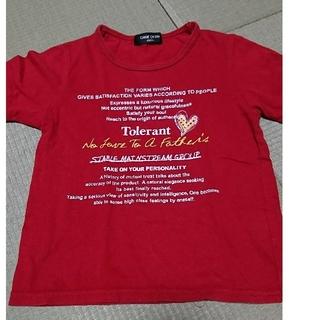 コムサイズム(COMME CA ISM)のコムサTシャツ女の子(Tシャツ/カットソー)