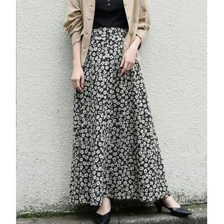 LOWRYS FARM - ハナクルミボタン スカート
