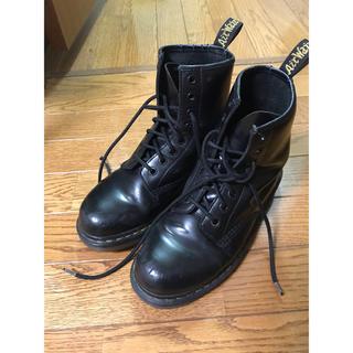 ドクターマーチン(Dr.Martens)のドクターマーチン 8ホール ブーツ ブラック UK5(ブーツ)