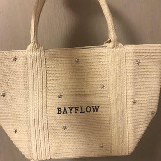 ベイフロー(BAYFLOW)のBAYFLOW ベイフロー トートバッグ 横浜ららぽーと限定(トートバッグ)