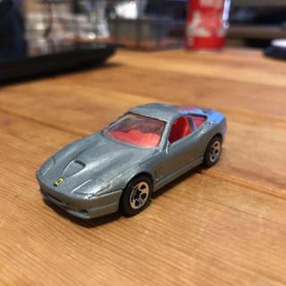 フェラーリ(Ferrari)のHW フェラーリ マラネロ ミニカー シルバー(ミニカー)