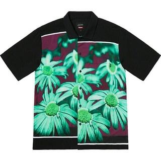 Supreme - XL Supreme Jean Paul Rayon Shirt
