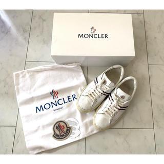 モンクレール(MONCLER)の正規店購入 モンクレール モナコ スニーカー 39(スニーカー)
