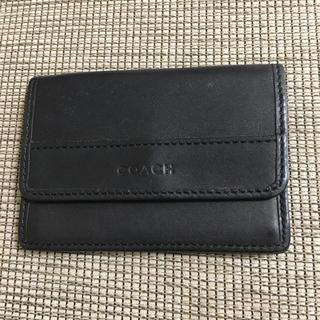 COACH - コーチ名刺、カードケース