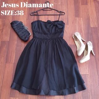 ジーザスディアマンテ(JESUS DIAMANTE)のジーザスディアマンテ ドレス ワンピース Jesus Diamante(ミニワンピース)
