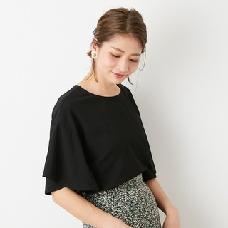 ディスコート(Discoat)のたんこ様専用✨ディスコート黒色ブラウス❤️(シャツ/ブラウス(半袖/袖なし))
