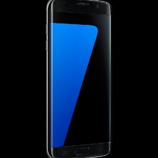 Galaxy - 新品未使用 Galaxy s7 edge 32GB 本体 ブラック SIMフリー