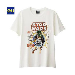 GU - starwars tシャツ