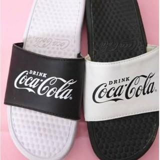 コカ・コーラ - 新品 コカ・コーラ ベナッシ 26.5センチ 送料込 ミスマッチ ブラック 白黒