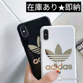 adidas - ♡アディダス♡ iPhoneカバー  iPhone7/ 8/X/ XS/ XR