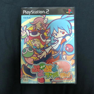 プレイステーション2(PlayStation2)のぷよぷよ プレステ2(家庭用ゲームソフト)