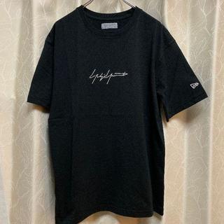 Yohji Yamamoto - ヨウジ yohji yamamoto NEW ERA Tシャツ