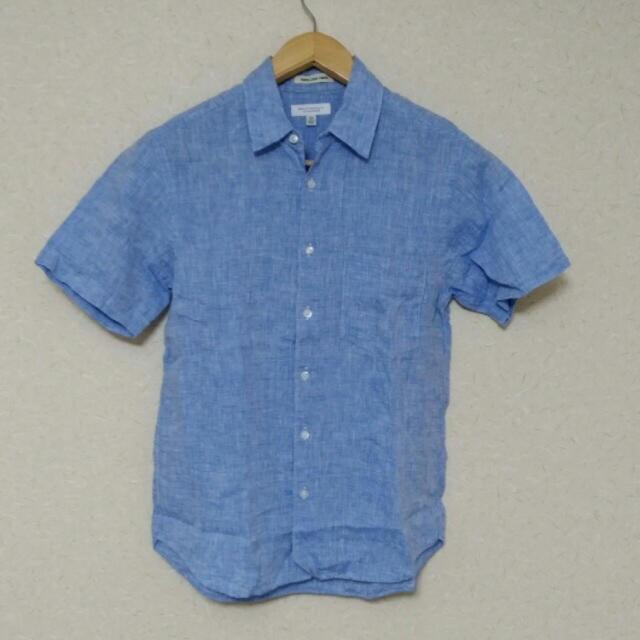 UNITED ARROWS(ユナイテッドアローズ)の【期間限定価格】ユナイテッドアローズの半袖シャツ メンズのトップス(シャツ)の商品写真