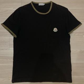 MONCLER - [美品]モンクレール  tシャツ ブラック