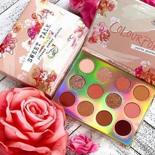 Sephora - Sweet Talk Colourpop カラーポップ アイシャドウパレット