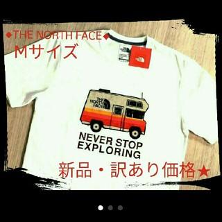 THE NORTH FACE - 【新品・メンズ・Mサイズ】男性 ノースフェイス NorthFace Tシャツ