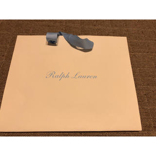 ラルフローレン(Ralph Lauren)のラルフローレン 紙袋(ショップ袋)