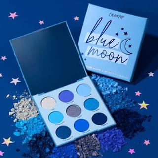 Sephora - Blue Moon Colourpop カラーポップ アイシャドウパレット