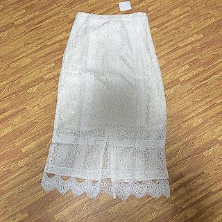 natural couture - レーススカート