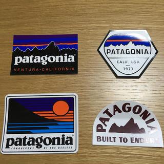 patagonia - パタゴニアステッカー