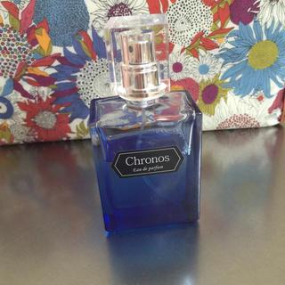 クロノスイス(CHRONOSWISS)の香水!クロノス♡アズール香り♡(日用品/生活雑貨)