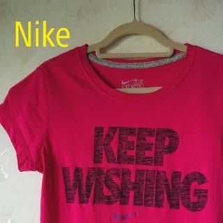 NIKE - Nike レディースM Tシャツ