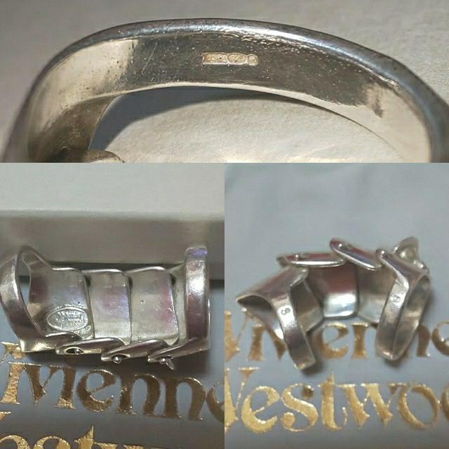 Vivienne Westwood(ヴィヴィアンウエストウッド)のVivienne Westwood アーマーリング レディースのアクセサリー(リング(指輪))の商品写真