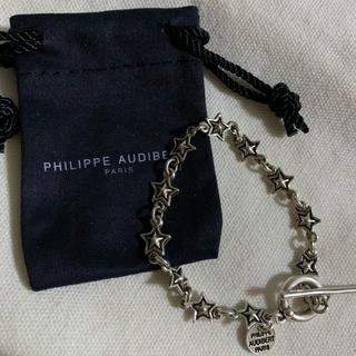 フィリップオーディベール(Philippe Audibert)のフィリップ オーディベール スターモチーフブレスレット(ブレスレット/バングル)