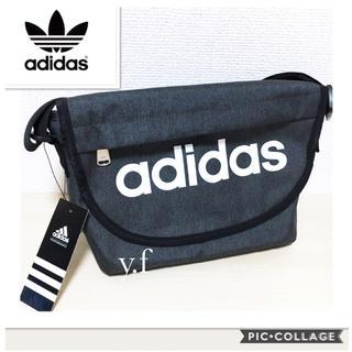 【正規品】adidas ブラック 黒 ショルダーバッグ メンズ レディース ミ