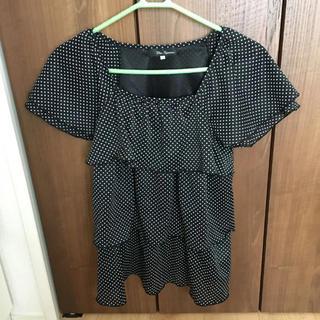 クリアインプレッション(CLEAR IMPRESSION)のクリアインプレッション 半袖トップス(シャツ/ブラウス(半袖/袖なし))