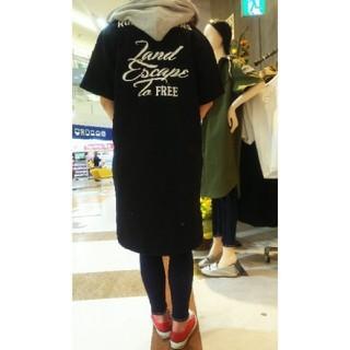 RODEO CROWNS WIDE BOWL - ブラック★ミリタリードッキングシャツワンピース★イオンモール成田店オープン記念