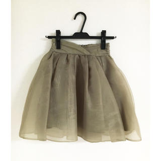 snidel - ●売り切り snidel ♡ オーガンジースカート