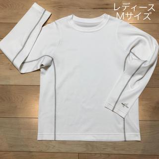 シャルレ(シャルレ)のM シャルレスポーツ  長袖Tシャツ(Tシャツ(長袖/七分))