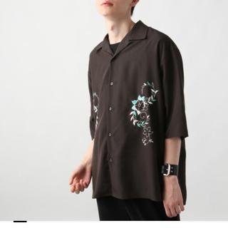 HARE - シシュウカイキンシャツ HARE 刺繍