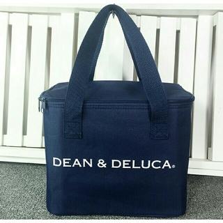 DEAN & DELUCA - ディーン&デルーカ ネイビー 紺 ランチトート 保冷バッグ 保冷温ケース