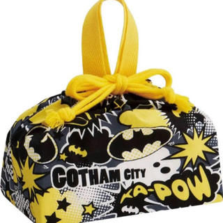 ランチ巾着  バットマン