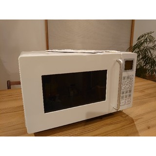 MUJI (無印良品) - 無印良品の電子オーブンレンジM-E10B